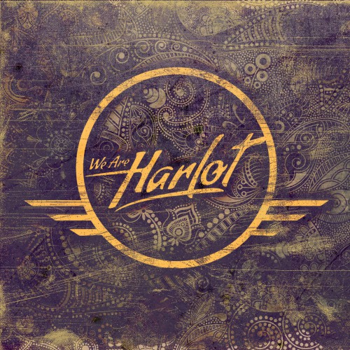 we are harlot - cover