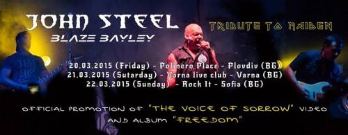 john steel-blaze bayley