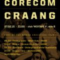 Craang & Corecom Poster