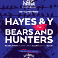 Poster Bears And Hunters