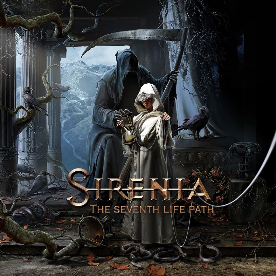 sirenia seventh life path cover 2015
