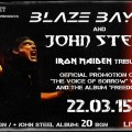 Blaze Bayley & John Steel