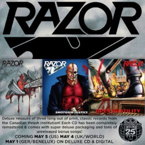razor reissues