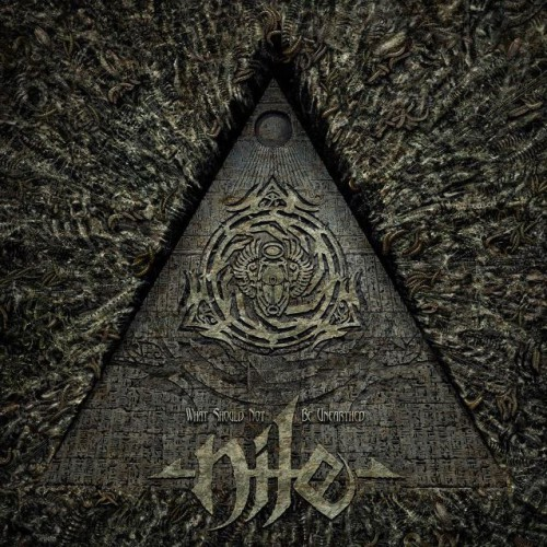 nile what should not album 2015 cover