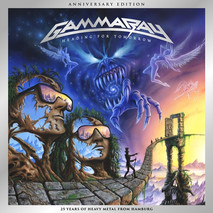 Gamma Ray 25 years cover