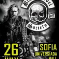 black label society poster