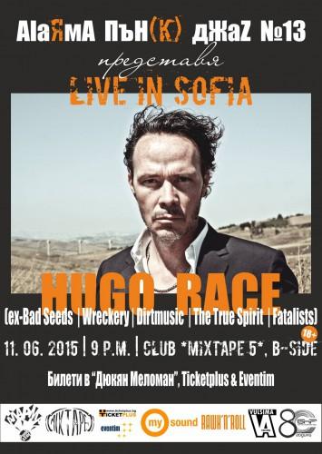 Hugo_Race_PLAKAT