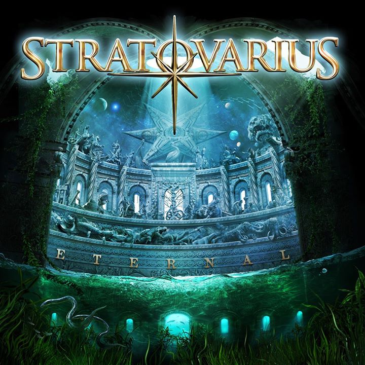 Stratovarius Eternal album cover 2015