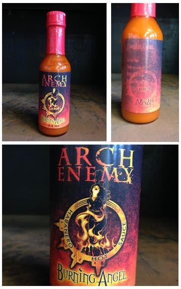 archenemyburninghotsauce