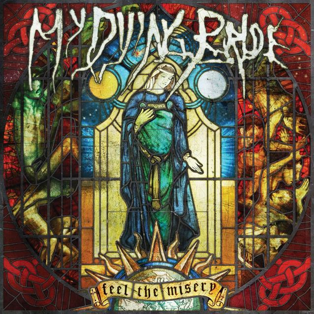 my dying bride-feel the misery-2015