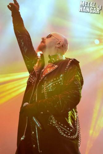 Rob Halford Judas Priest Sofia 30-06-2015