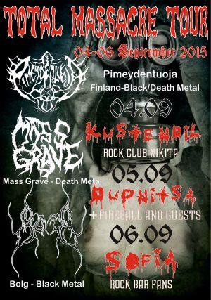 massacre bolg mass grave tour