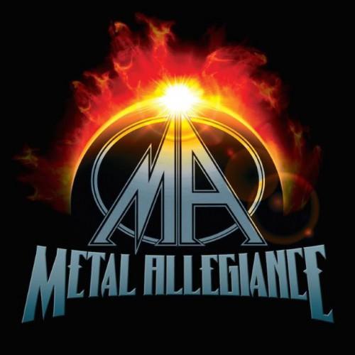 metal allegiance albumcover