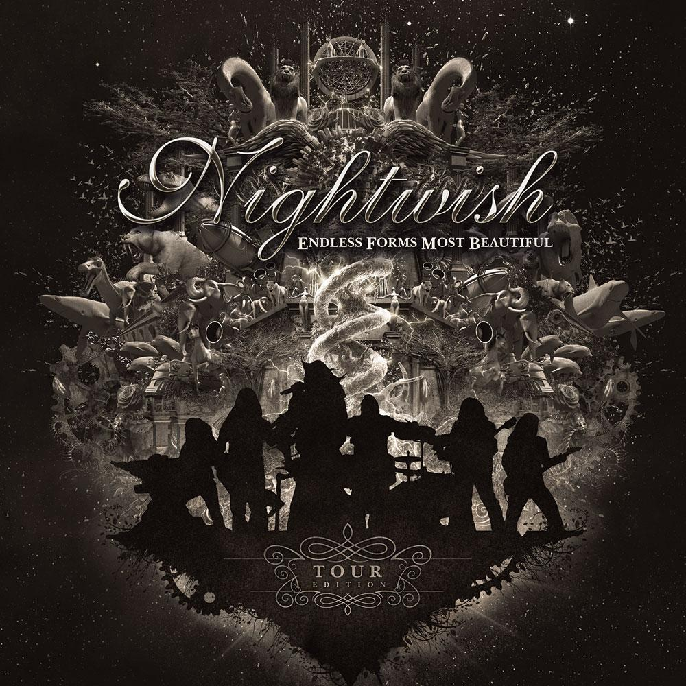 nightwish-endless forms most beautiful tour edition 2015.