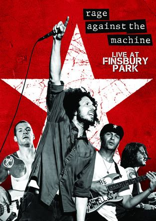 rage against the machine live at finsbury
