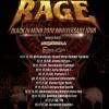 rage black in mind tour poster emerald sun maxxwell