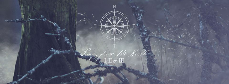 swallow the sun songs from the north 1,2&3 2015