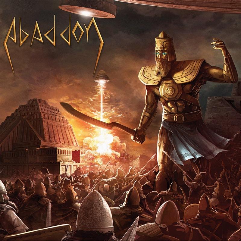 abaddon Cover