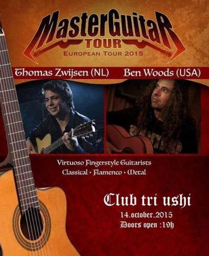 MGT master guitar Tom Ben 2015