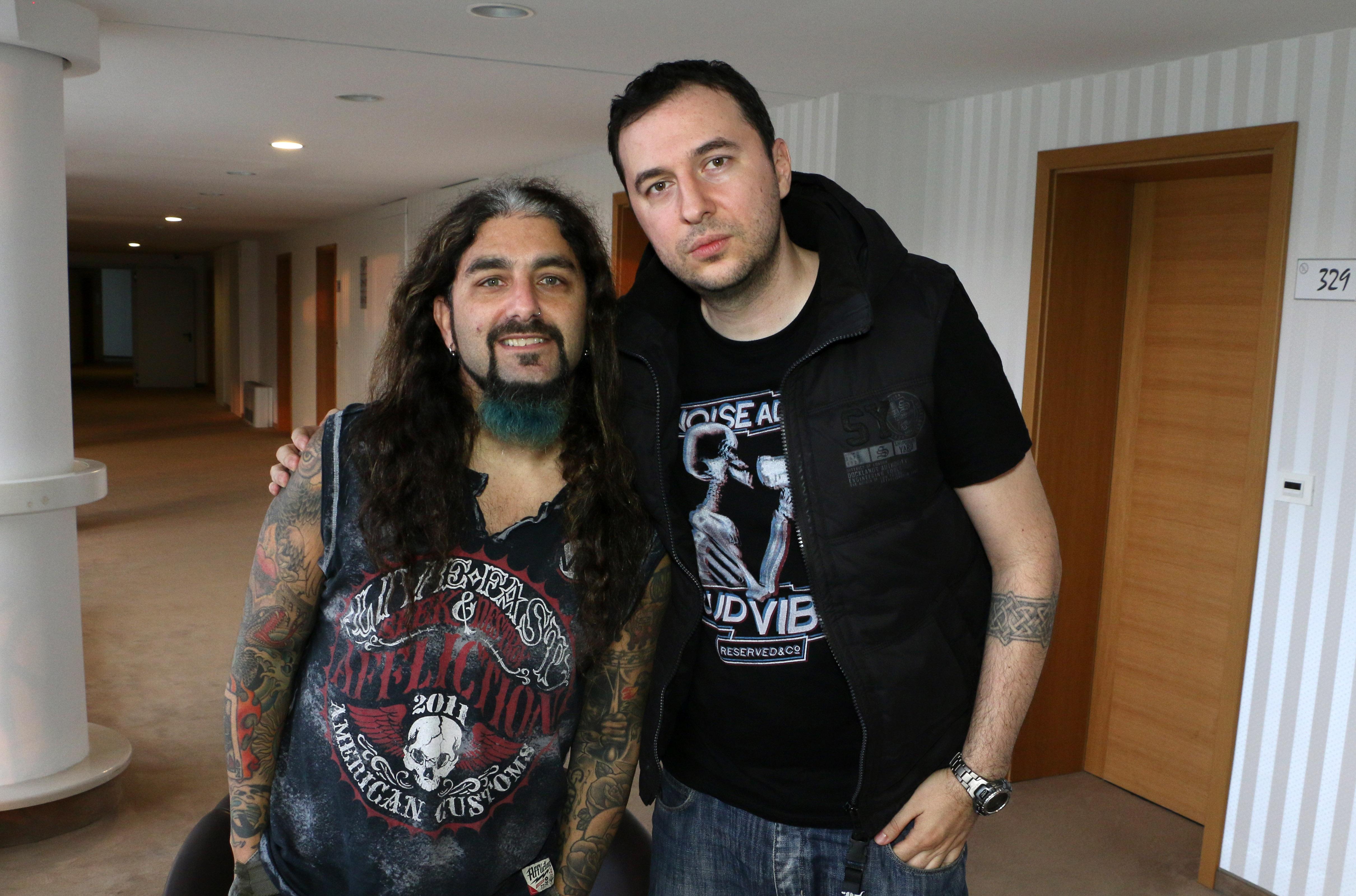 Vasko & Mike Portnoy