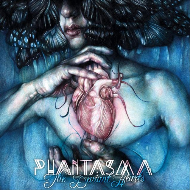 phantasma-the deviant hearts-cdcover