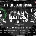 winter ska tour kontras pizza toy letters 2015