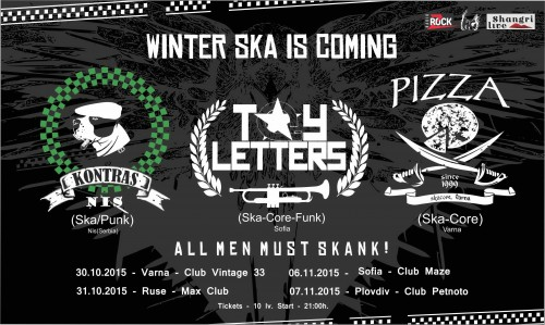 winter ska tour kontras pizza toy letters 2015