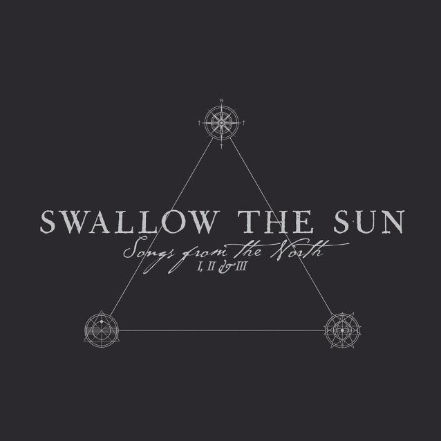 Swallow The Sun - Songs From The North I,II&III (2015)