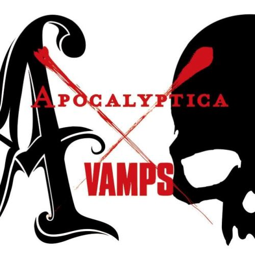 Apocalyptica ft Vamps - Sin In Justice (2015)