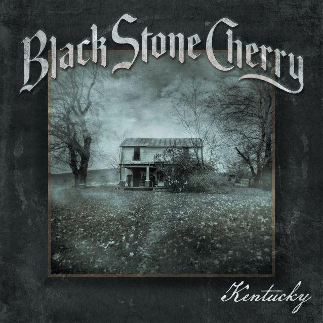 BLACK STONE CHERRY - Kentucky (2016)