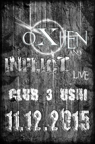 OXIJEN - INFLICT 11.12.2015