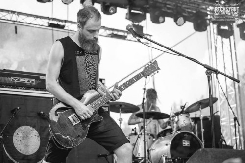 Peter Wolff (DOWNFALL OF GAIA)