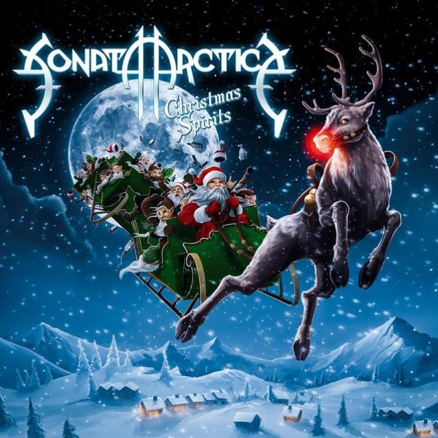 Sonata Arctica - Christmas Spirits (2015)