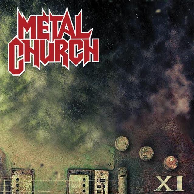 METALCHURCH - XI (2016)