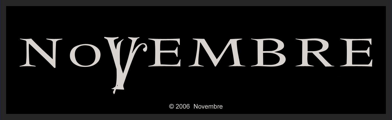 Novembre - Logo sp