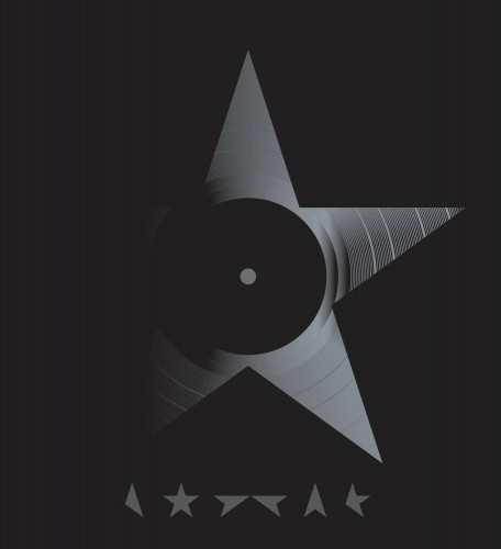 david bowie Blackstar Album Vinyl Cover