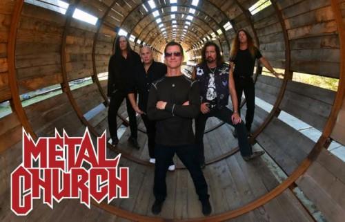 """METAL CHURCH с видео към """"Reset"""""""