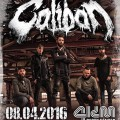 CALIBAN @Party Center 4KM, Sofia poster