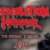 DEMOLITION HAMMER-2016