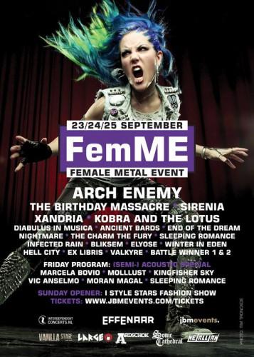 FemME Festival 2016