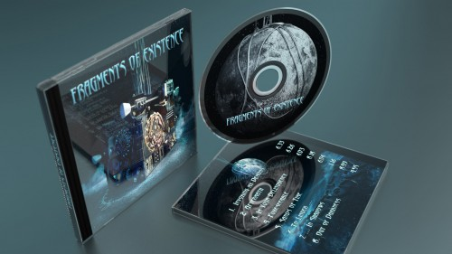 Fragments of Exist CD