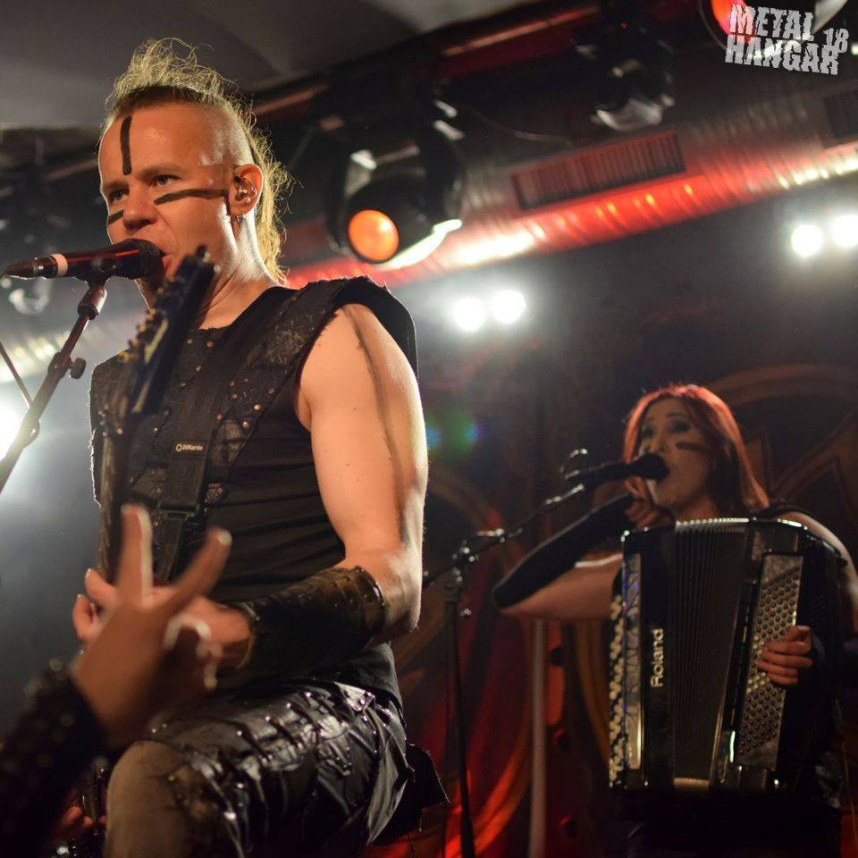 Ensiferum @Mixtape 5, April 13 (1)