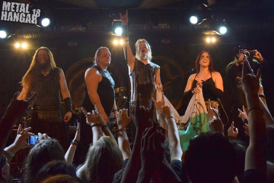 Ensiferum @Mixtape 5, April 13 (4)