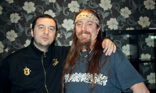 Vasko & Steve DiGiorgio