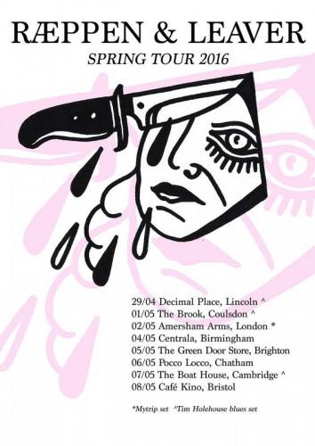 leaver-tour-poster