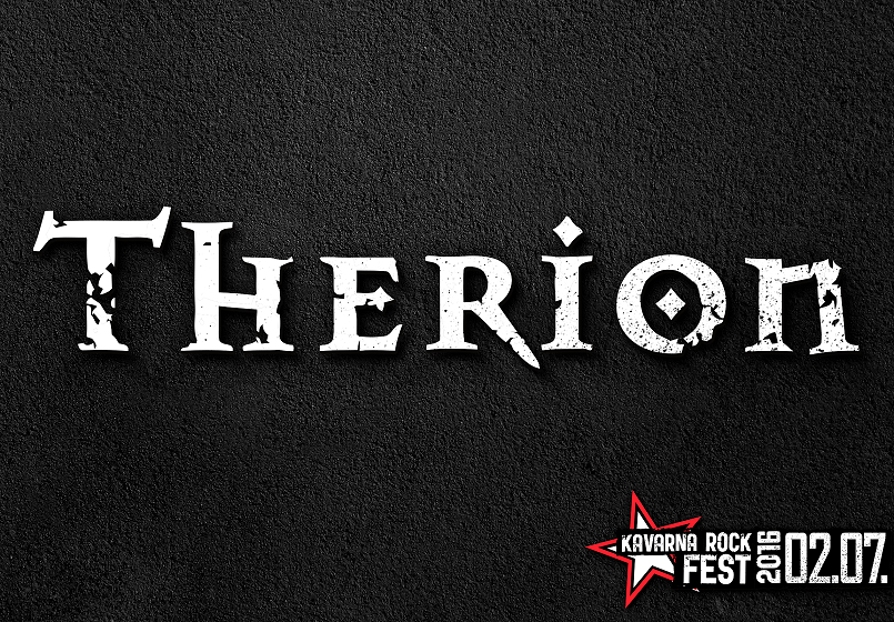 Therion @Kavarna Rock Fest 2016