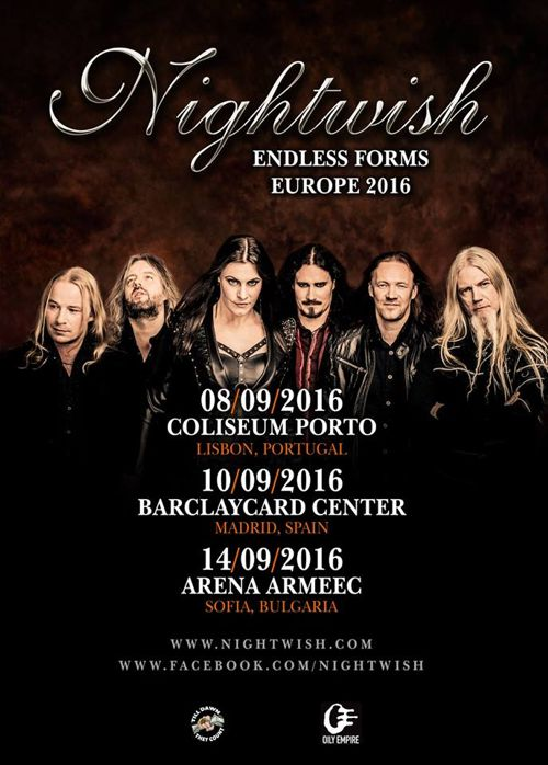 AT LONG LAST, NIGHTWISH