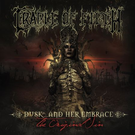 Cradle of Filth - Dusk... And Her Embrace The Original Sin