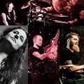 Eluveitie split with Merlin, Anna and Ivo