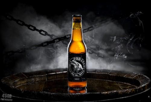ODD CREW OFFICIAL beer finalE BIG + LOGO